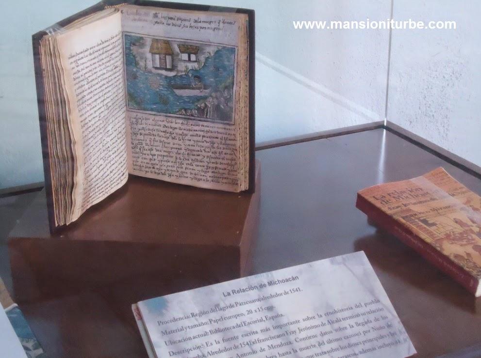 La Relación de Michoacán narra la historia del Pueblo Purépecha