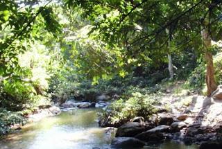 Wisata Alam Telaga Permai Batu Besaung Di Samarinda