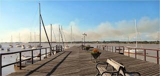 Puerto deportivo Colonia del Sacramento
