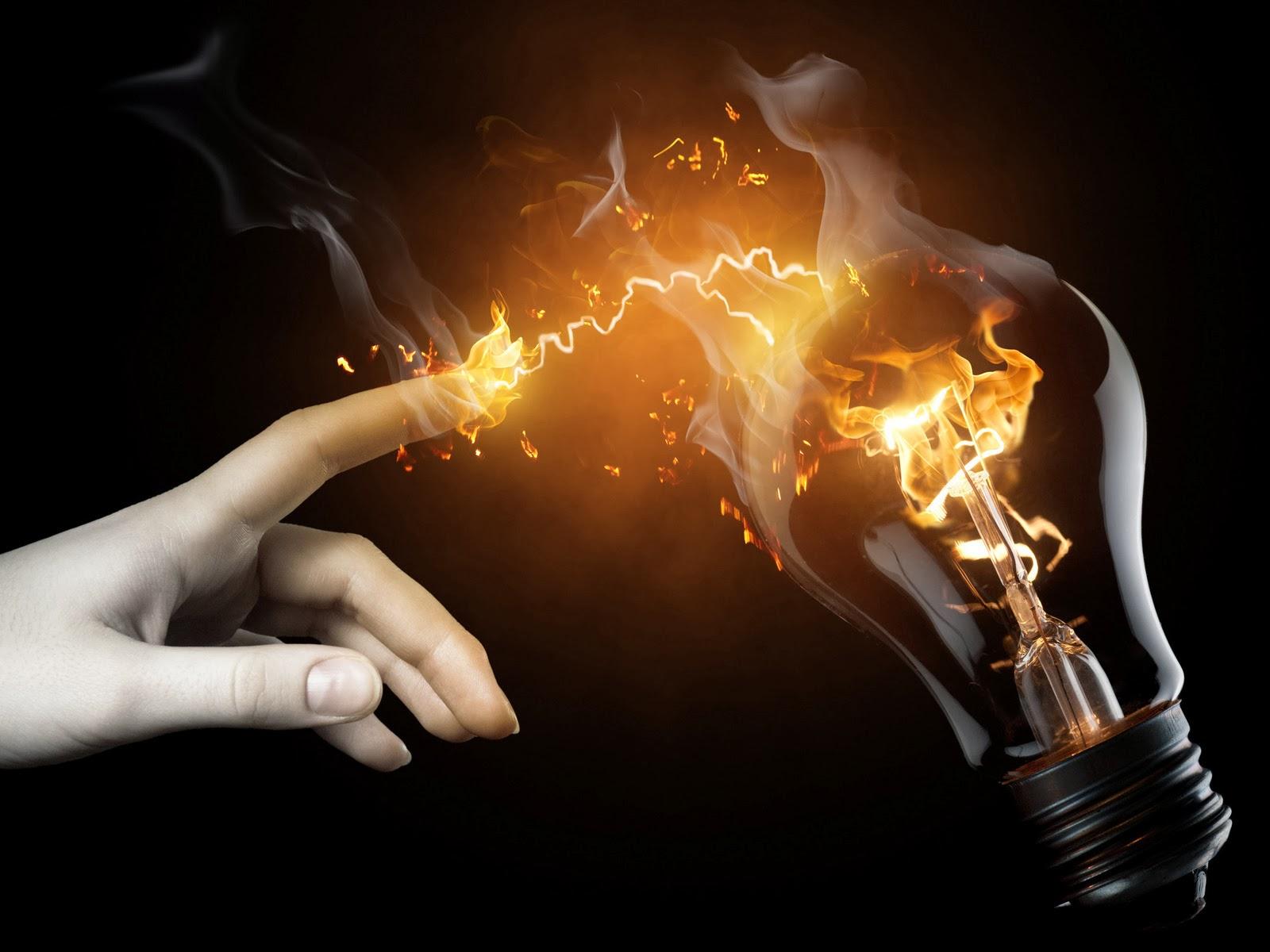 Energia a precio de oro tocarla te quema