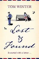 Lost and Found Tom Winter cover