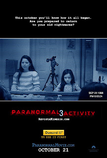Paranormal Activity 3 เรียลลิตี้ ขนหัวลุก 3 HD