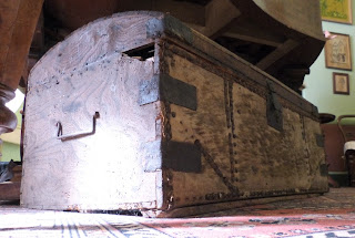 A trunk for the Grand Tour at A La Ronde