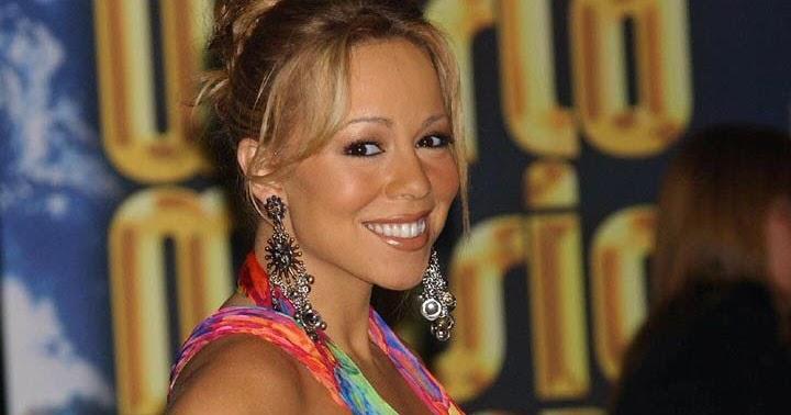 Nicki Minaj Thong American Idol Mariah Carey, Nicki Mi...