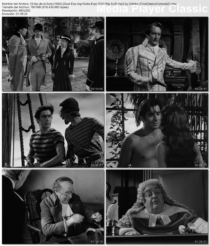 Imagenes: El hijo de la furia | 1942 | Son of Fury: The Story of Benjamin Blake