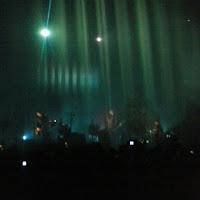 Sigur Rós in concert in Barcelona, Spain