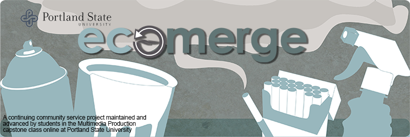 EcoMerge Project - Methane - Portland State University