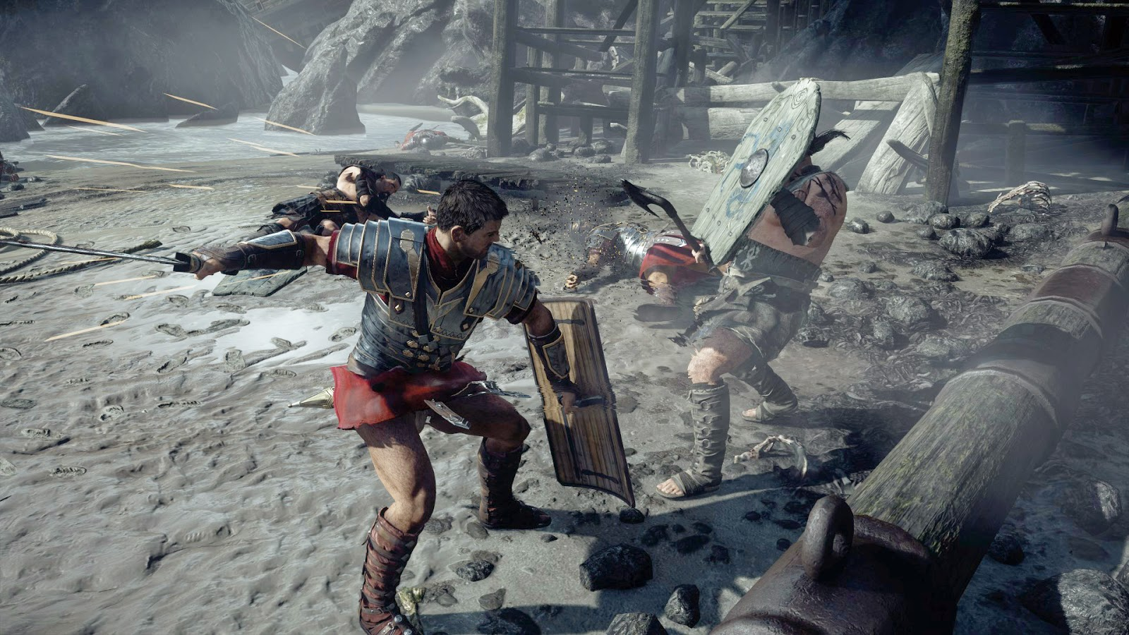 Ryse Son of Rome screenshots