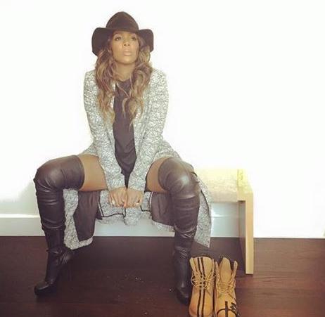 Kelly Rowland New York Fashion Week Photo