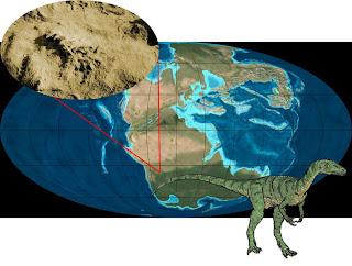 Los primeros dinosaurios