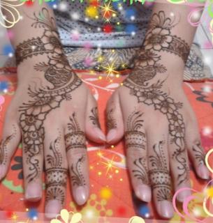 Hukum Bertato Dengan Henna Dalam Islam