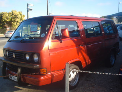 South Africa Vanagon-Caravelle Front Grill