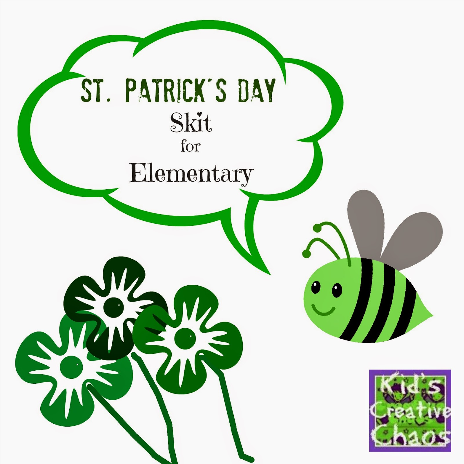 Saint Patrick's Day Play for Elementary Students