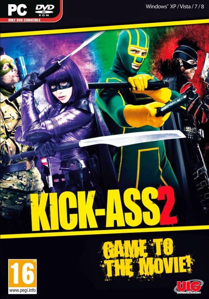 Free Download Kick Ass 2 Full Version PC Game