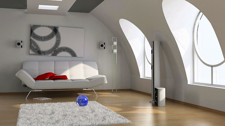 Interior Music Room