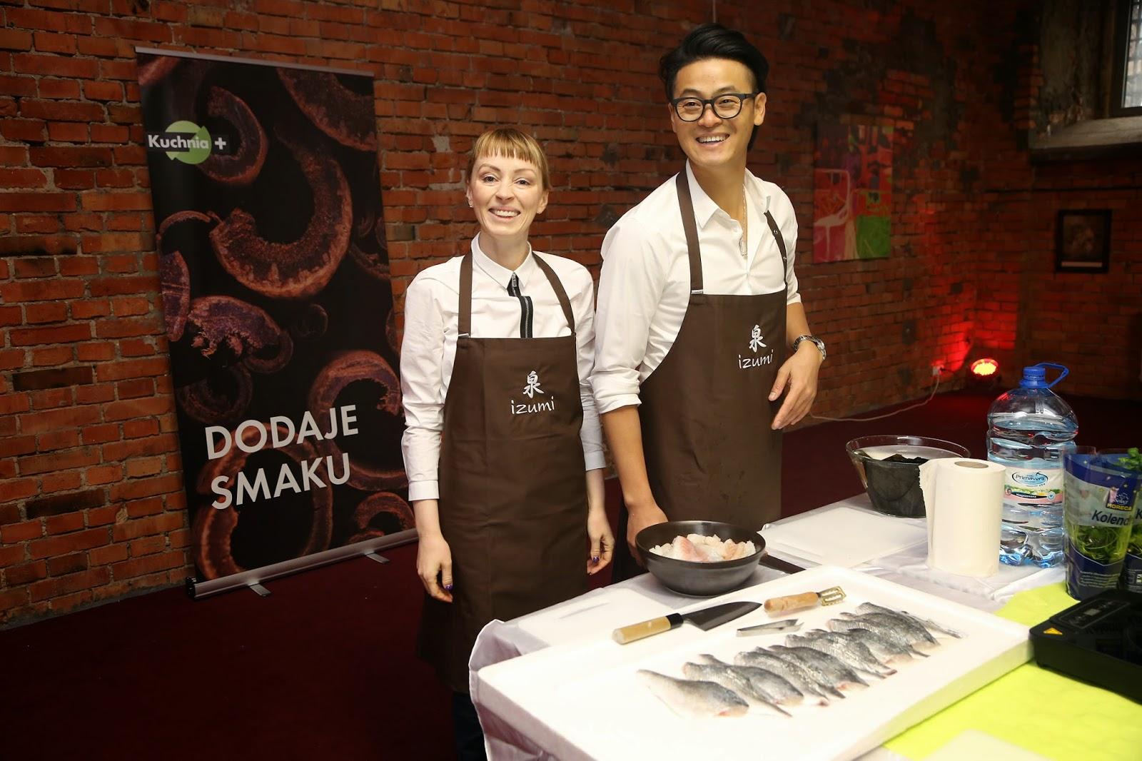W poszukiwaniu smaku umami warsztaty kuchni japońskiej