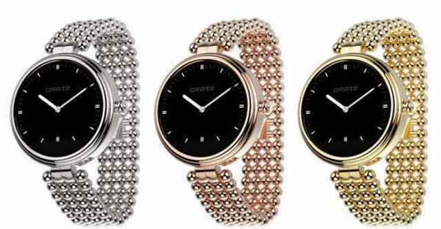 Smartwatch thời trang dành riêng cho Quý cô