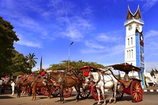 Jam Gadang Bukittinggi Sumatera Barat