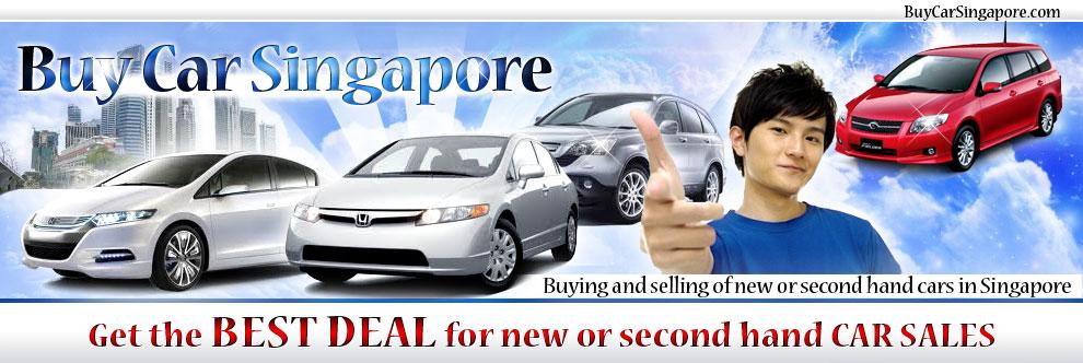Buy Car singapore