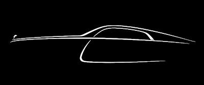Rolls-Royce Wraith (2014 Rendering) Profile