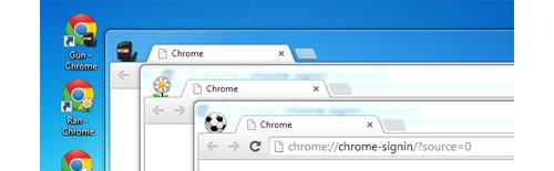 tính năng Hồ sơ người dùng Chrome 40 5