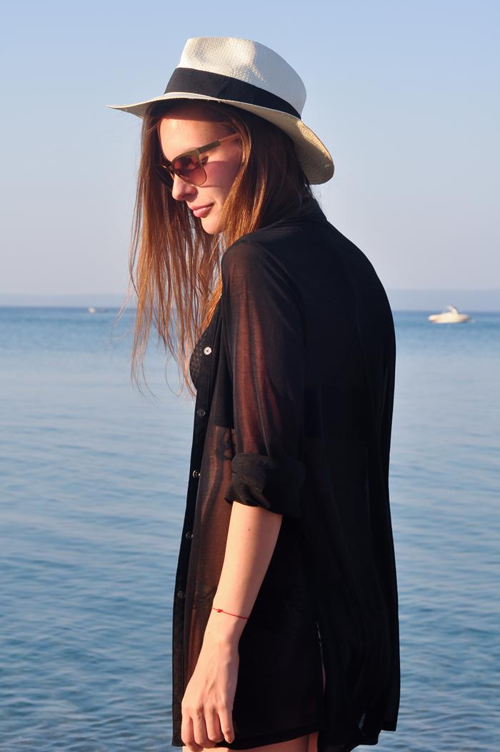 aleksandra skorupan, velvet and milk blog, greece, chalkidiki, beach style
