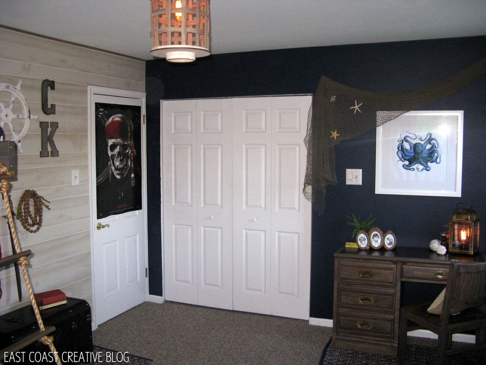 Pirate Themed Bedroom Furniture Pirate Themed Bedroom Transformation Knock It Off East Coast