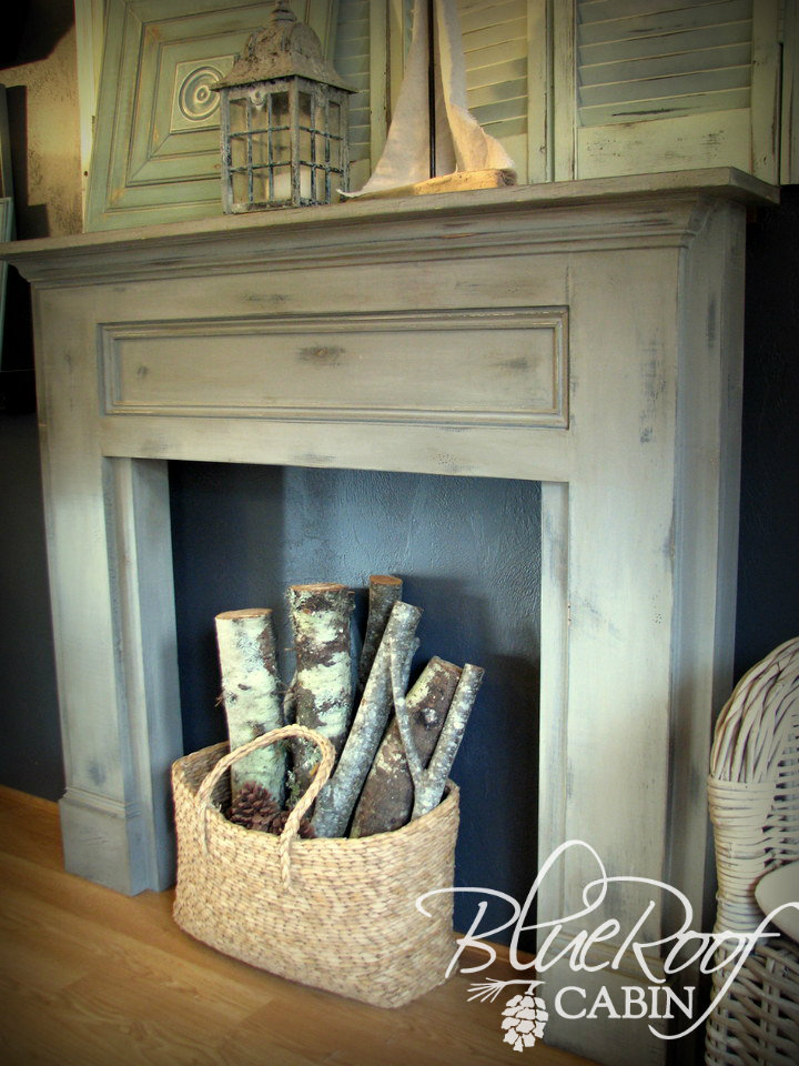 timbo 39 s creations diy fake fireplace