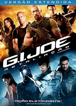 Download - G.I. Joe 2: Retaliação – Versão Estendida – BDRip AVI Dual Áudio + H264 + RMVB Dublado ( 2013 )