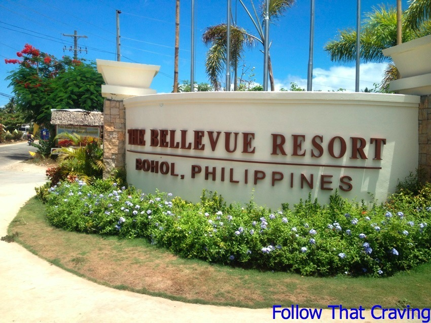 The Bellevue Resort Was Our Hotel In Bohol Just By Entrance You Will Feel All Stress Go Away Clean Bright And Cool Ambience Definitely