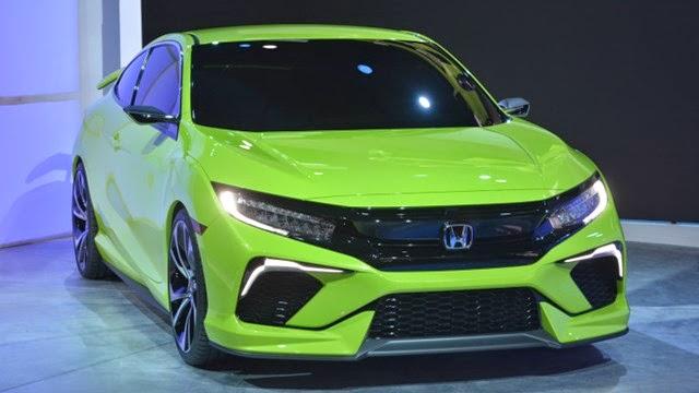 Mewah nya Mobil Honda Civic Terbaru 2016
