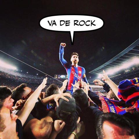 VA DE ROCK!