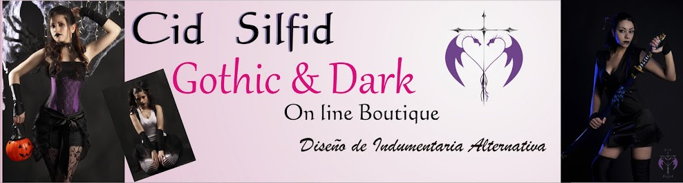 Cid Silfid Dark and Gothic