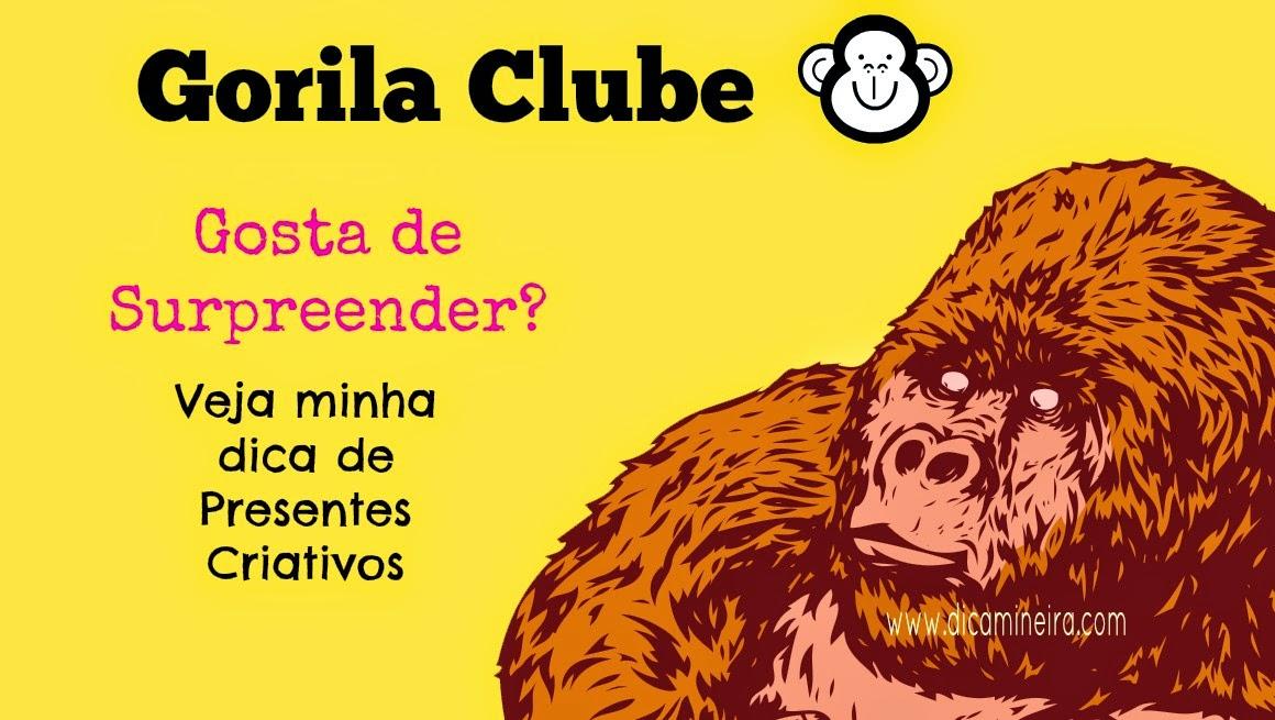 Presentes Criativos da Gorila Clube