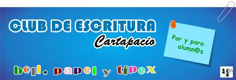Club de Escritura Cartapacio