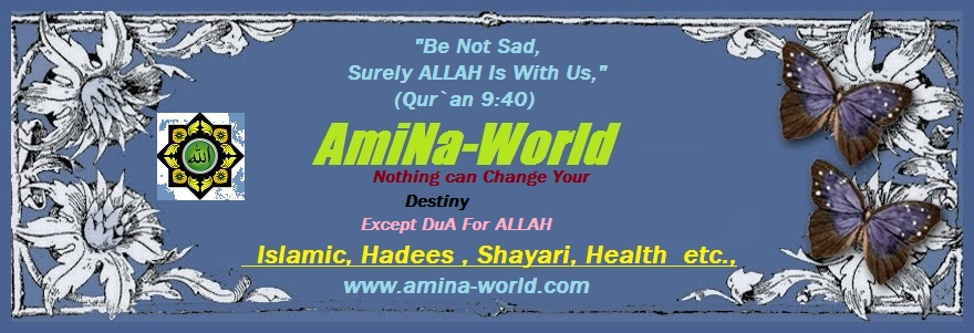 AmiNa-WorLd