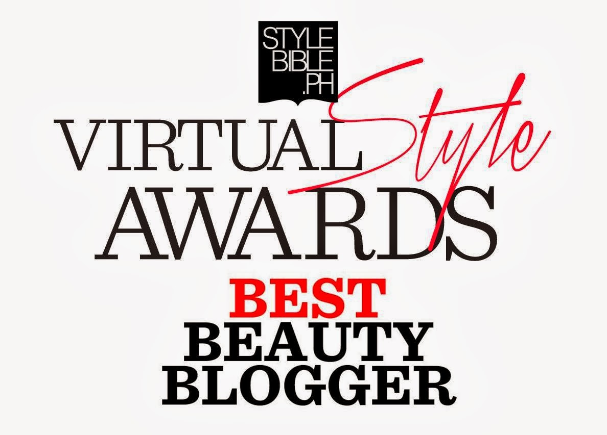 Virtual Style Awards 2013 Best Beauty Blogger