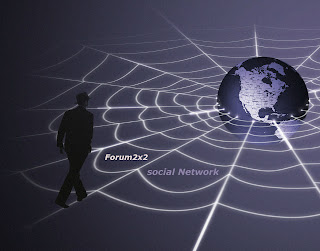 Forum2x2 - social Network