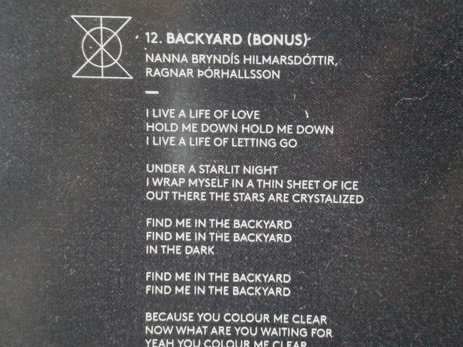 letra de backyard of monsters and men spain