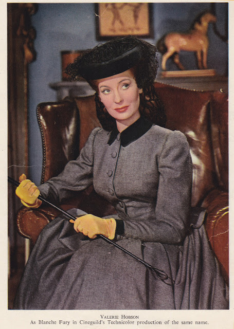 Valerie Hobson, Blanche Fury
