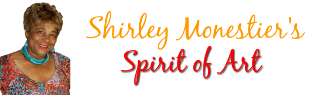 Shirley Monestier's Spirit of Art Blog