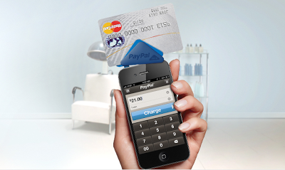 Pay Pal Card Reader
