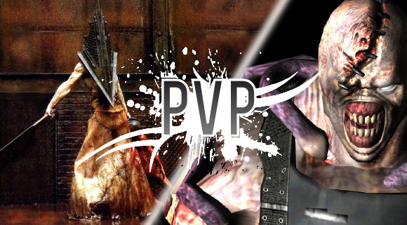 PVP: Nemesis vs Piramid Head