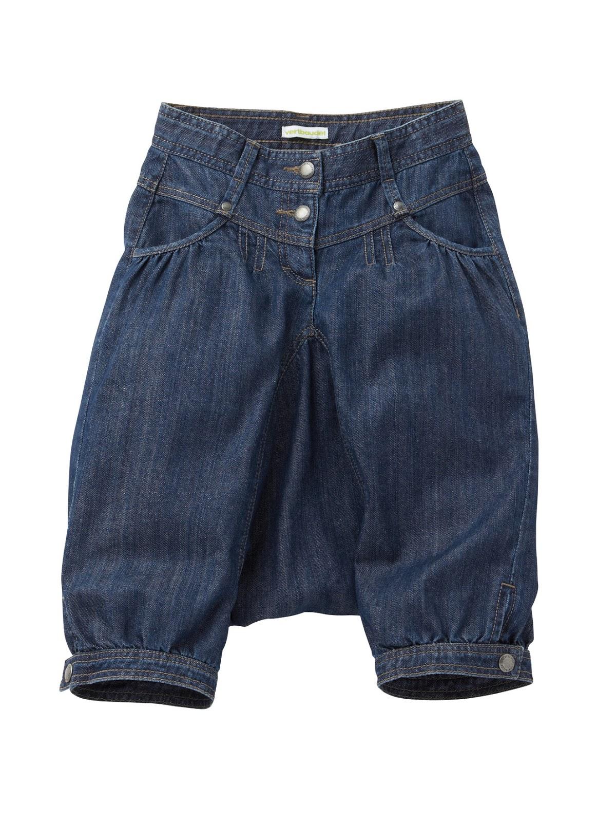 Un sarouel est également arrivé dans son armoire mais celui,ci est en jean  brut. J\u0027adore la voir le porter. Je suis ravie de mes achats pour eux.