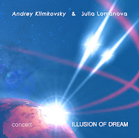 Illusion of Dream | Live | Andrey Klimkovsky & Julia Lomanova