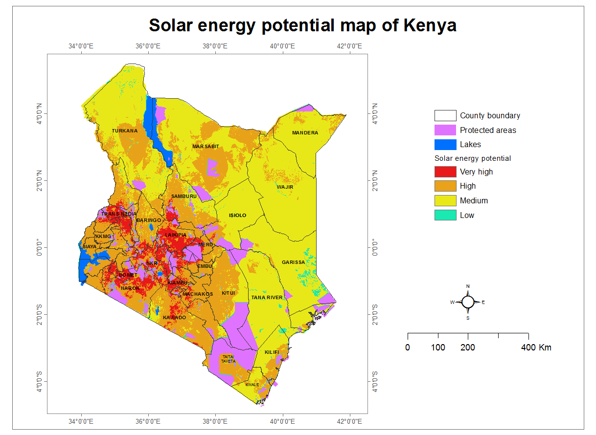 images of kenya solar energy
