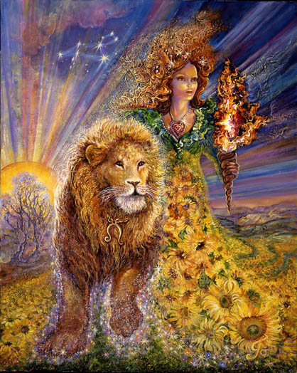 New Moon In Leo ~ August 14