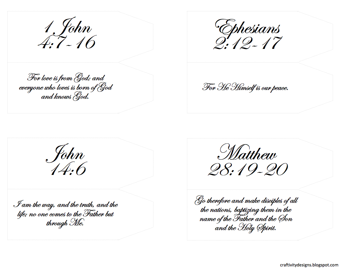 ... the links above, feel free to download the Scripture Tags Printable