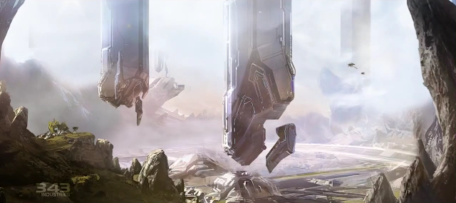 halo 4 concept art 