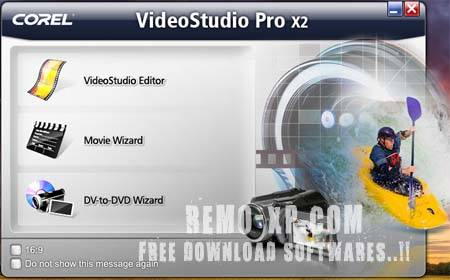 Corel Ulead Video Studio merupakan sebuah software video editing all